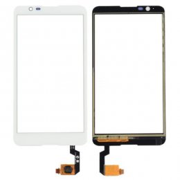 sony xperia e4 display touch skärm digitizer vit