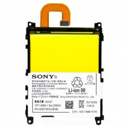 Sony Xperia Z1 Batteri Original