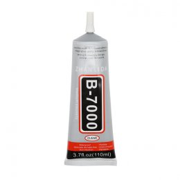 Zhalinda B-7000 lim 110ml klister tub reparation transparant.