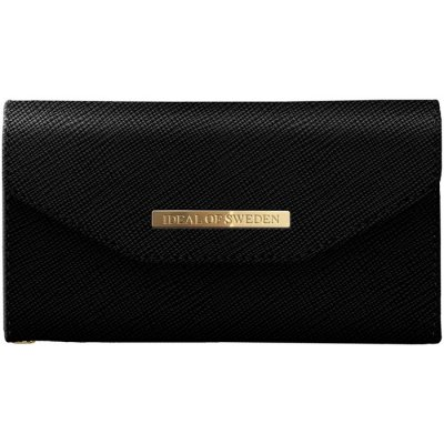 iDeal Mayfair clutch plånboksfodral iPhone X/XS - Svart