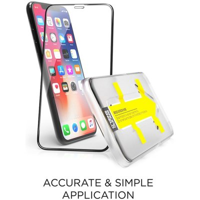 Racing Shield Nanoglass Full Screen Iphone X/XS Easy App
