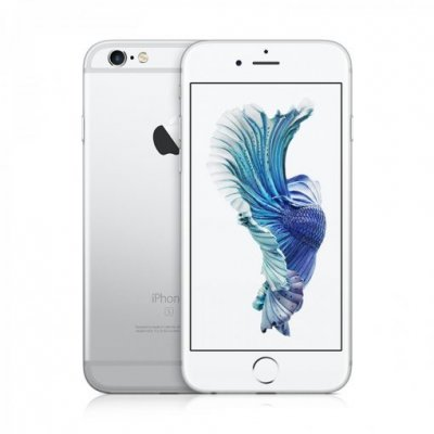 Begagnad iPhone 6S 32GB Silver i Bra skick, begagnad iPhone 6s.