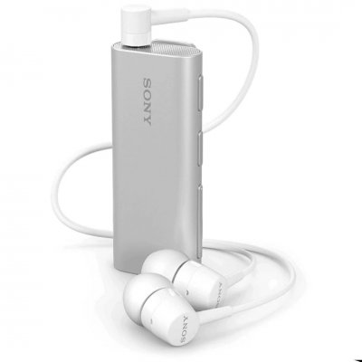 sony bluetooth headset sbh56 hörlurar original vit