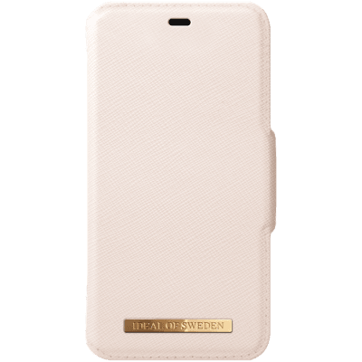 iDeal Fashion Wallet Fodral för iPhone 11 Pro Max Beige
