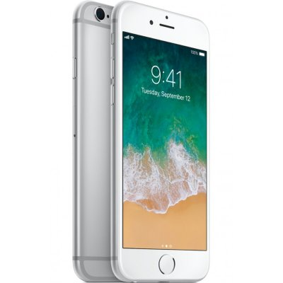 Apple begagnad iPhone 6 16gb silver.
