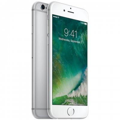 billig begagnad iPhone 6plus 16GB silver