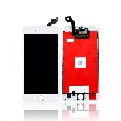 iPhone 6s original skarm lcd display glas vit