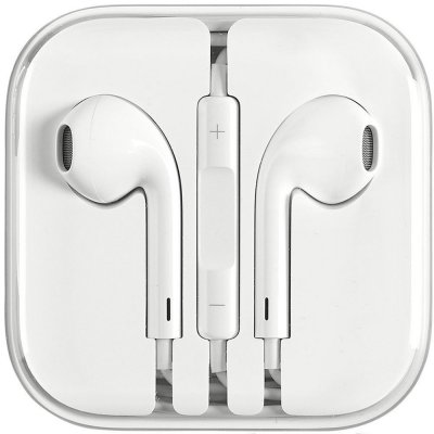 iPhone earpods-in-ear Hörlurar