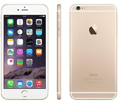 Begagnad iPhone 6 128GB - Guld - Teknikhouse.