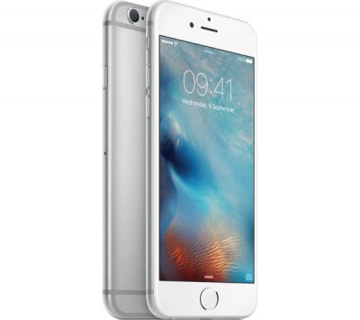 Billig begagnad iPhone 6S 16GB Silver med garanti.