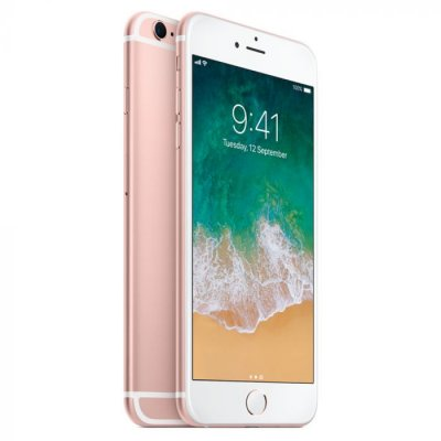 Begagnad iphone 6s plus 32GB Rosa Gold olåst