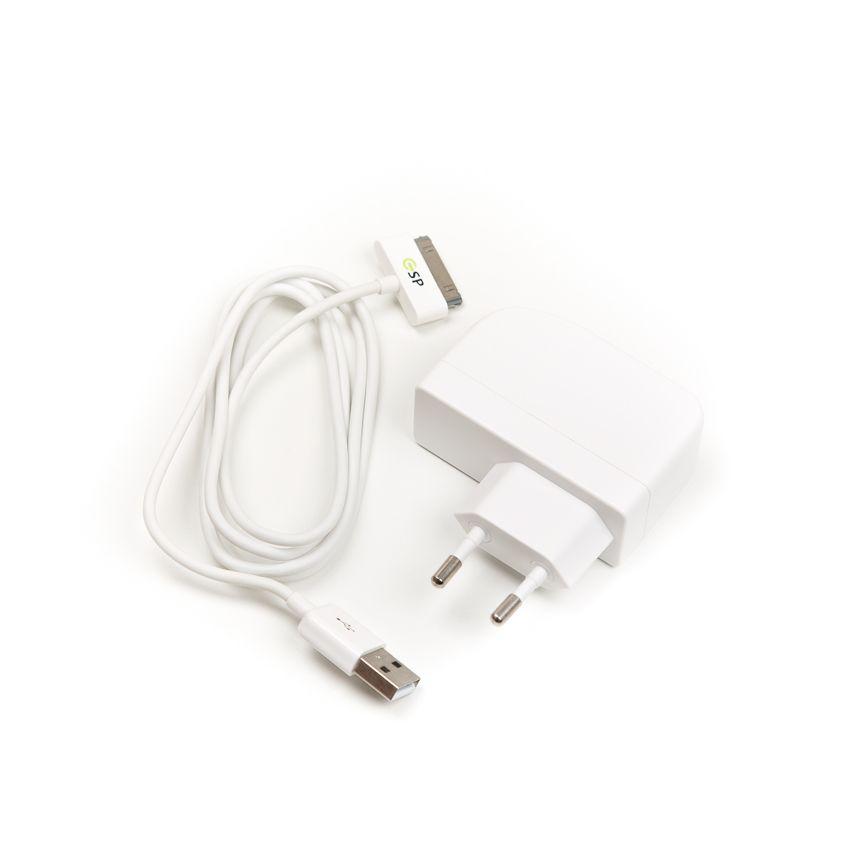 USB Laddare 30 pin MFI till iPhone iPad