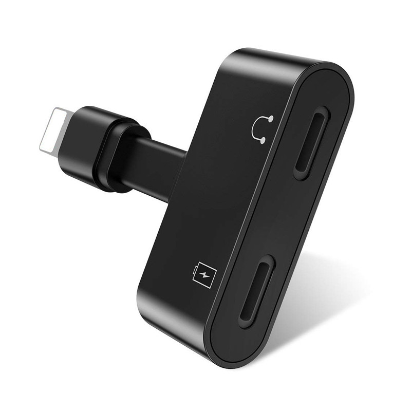 billig iphone 7 8 x lightning adapter. Black Bedroom Furniture Sets. Home Design Ideas